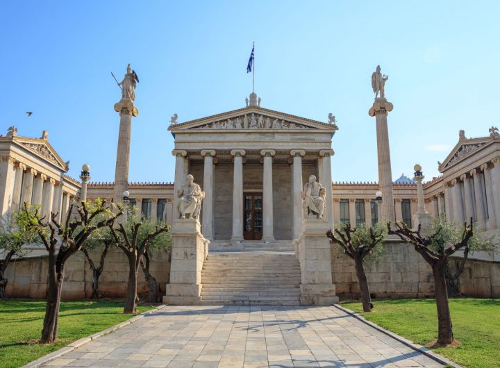 athens-greece-the-academy-buildings-PN9K4QX