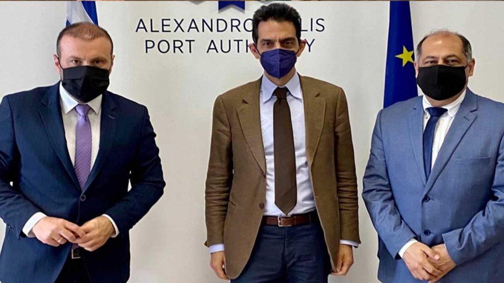 ALEXANDROUPOLIS PORT