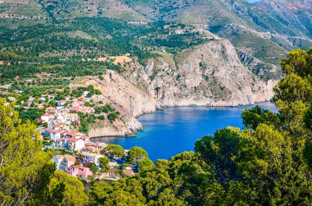 assos-village-at-kefalonia-island-in-greece-PQWLSKG